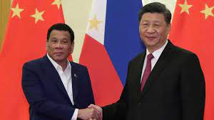 Philippines pushes deals with Chinese company blacklisted by US
