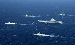 Tensions escalate in the South China Sea